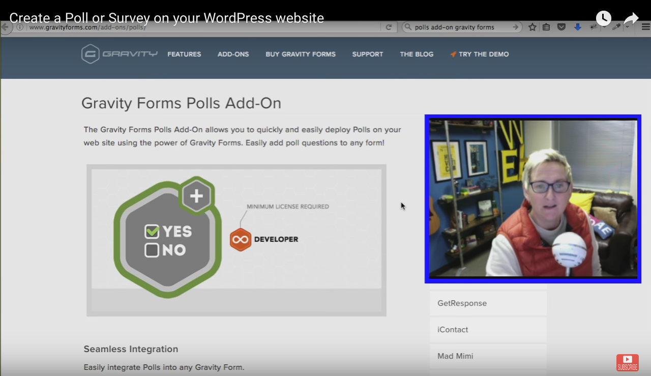 Create a Poll or Survey on your WordPress Website